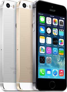 Apples iPhone 5S topper Counterpoints liste over verdens mestselgende mobiltelefoner.Foto: Apple