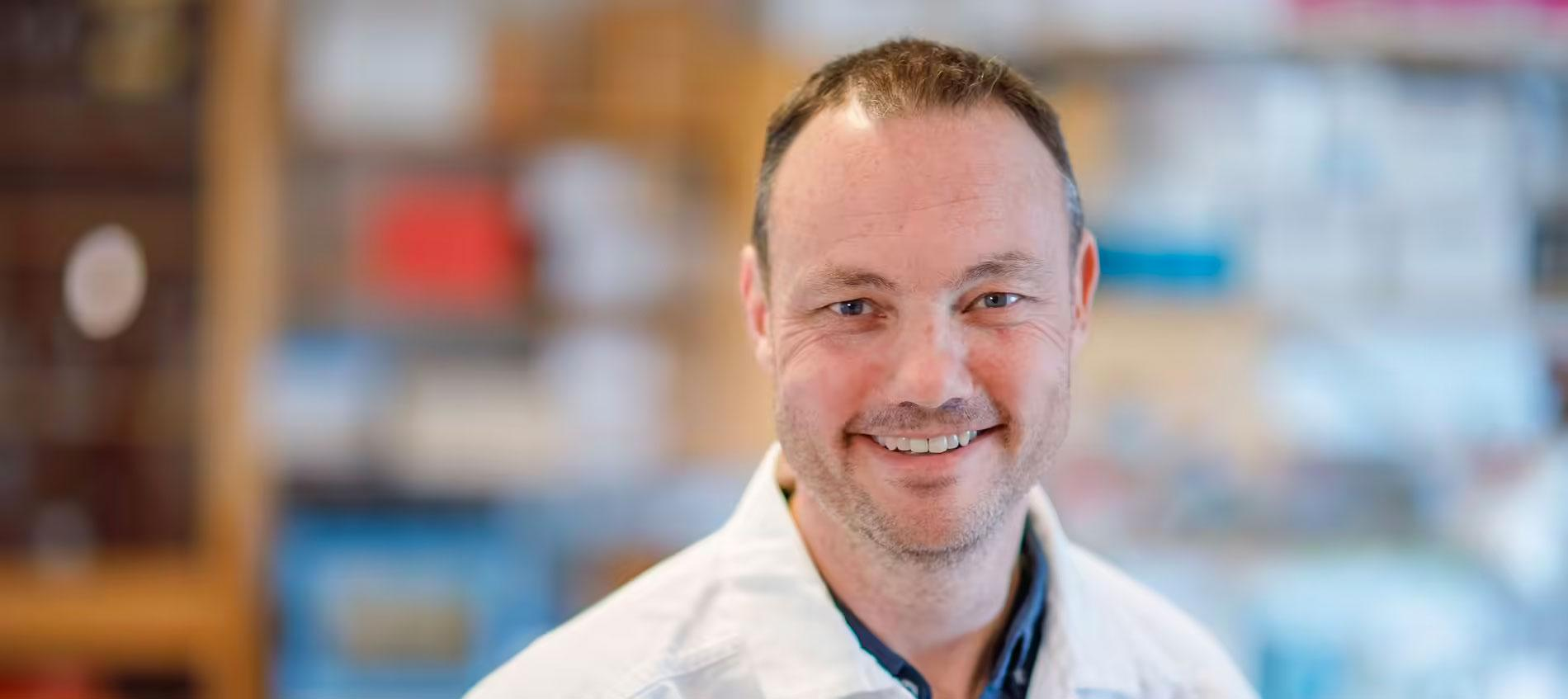 Niklas Arnberg är professor i virologi vid Umeå universitet och ordförande i Virus- och pandemifonden