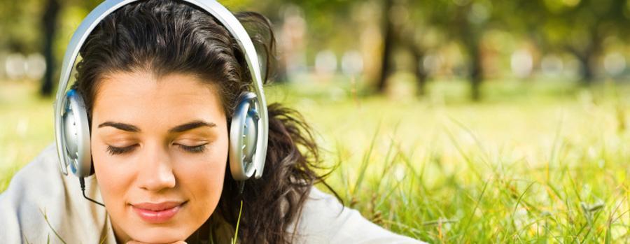 Uavbrutt musikk på Iphone