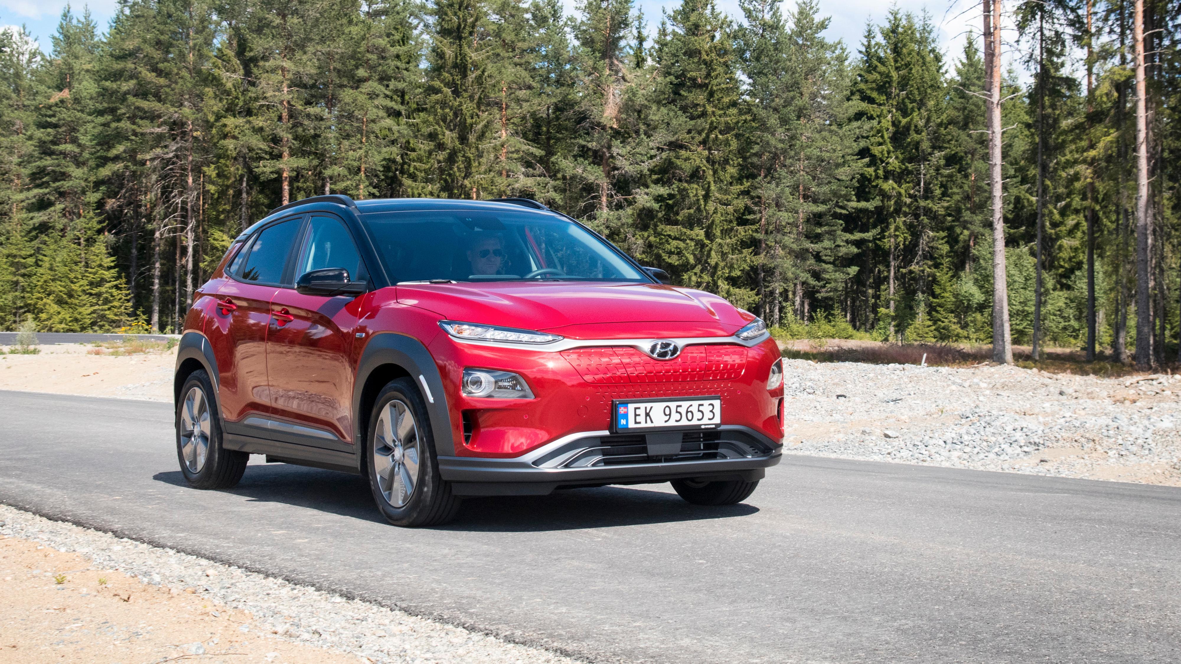 Også Hyundai må justere ned rekkevidden etter målefeil