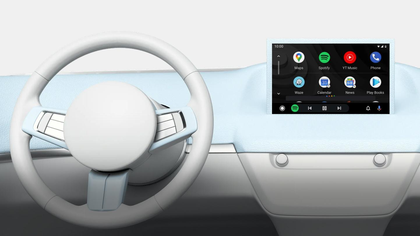 Snart lanseres Android Auto endelig i Norge