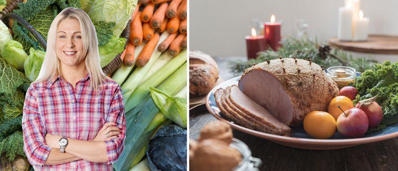 Dietisten: Det här ska du välja på julbordet