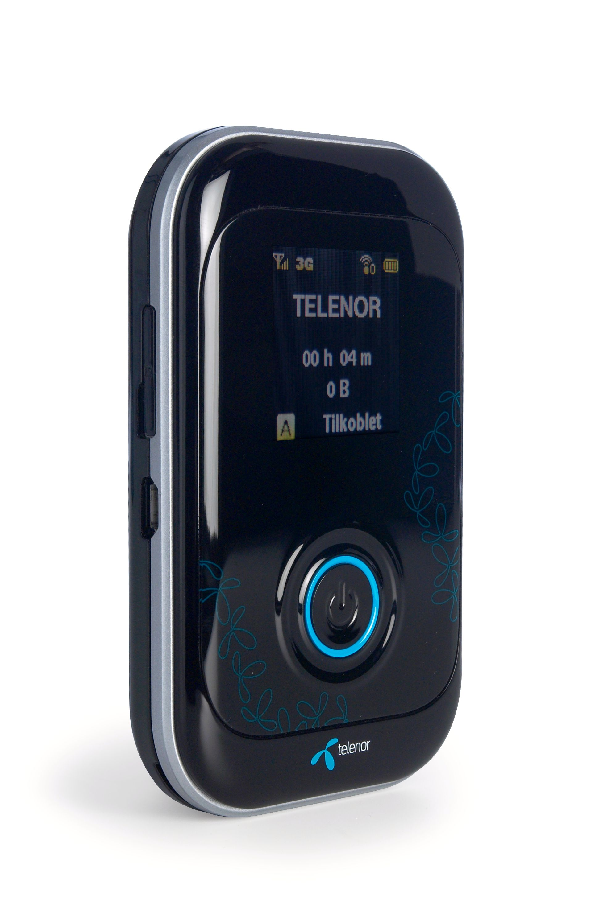 En 4G-ruter lar deg dele 4G-forbindelsen via Wi-Fi.Foto: Telenor