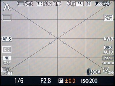 Vi hadde nylig 4216 bilder til disposisjon da han testet Sony RX10. Det burde holde en stund.Foto: Svein Eriksen