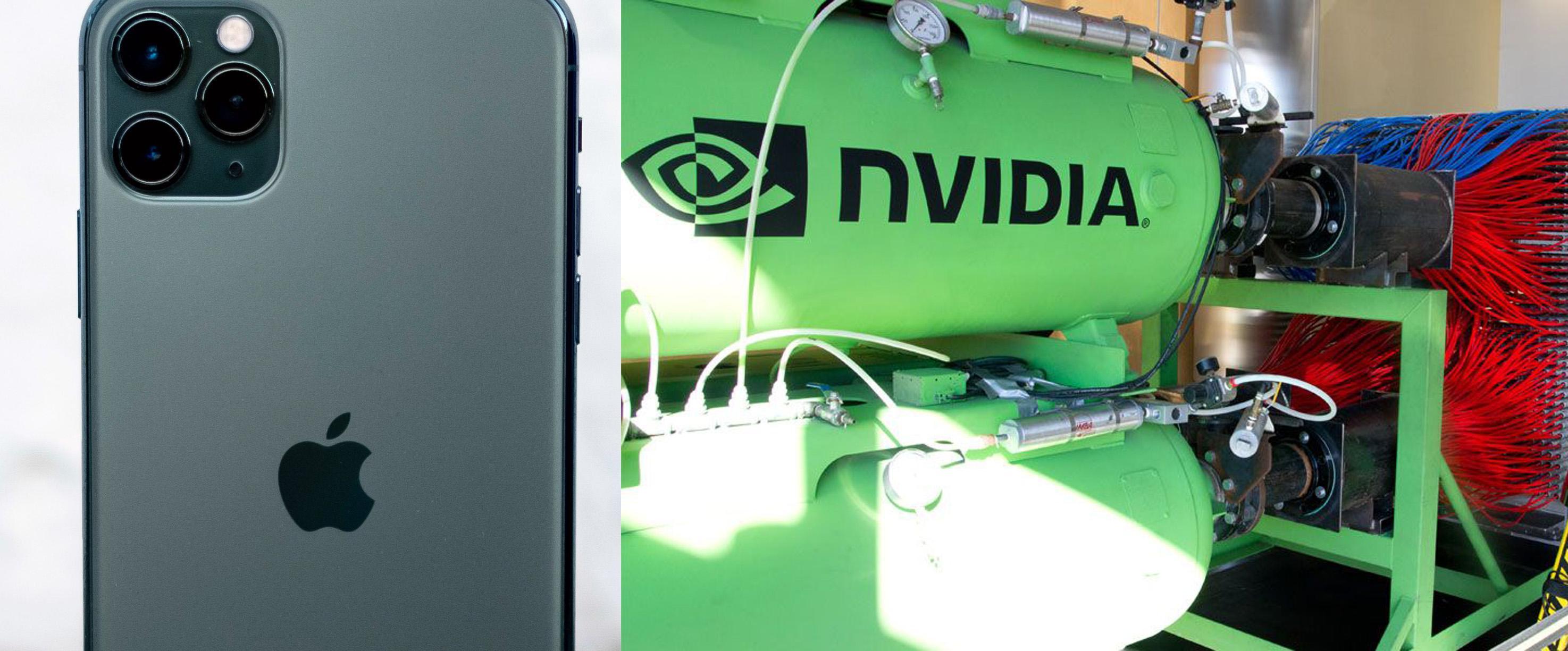 Nvidia med megakjøp av Arm