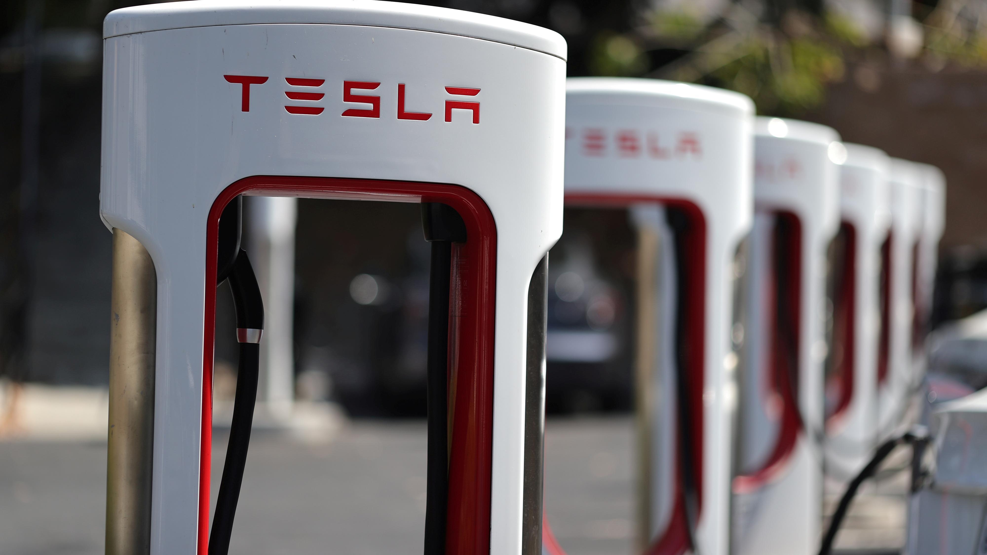 Norske Tesla-sjåfører har superladet aller mest i Europa