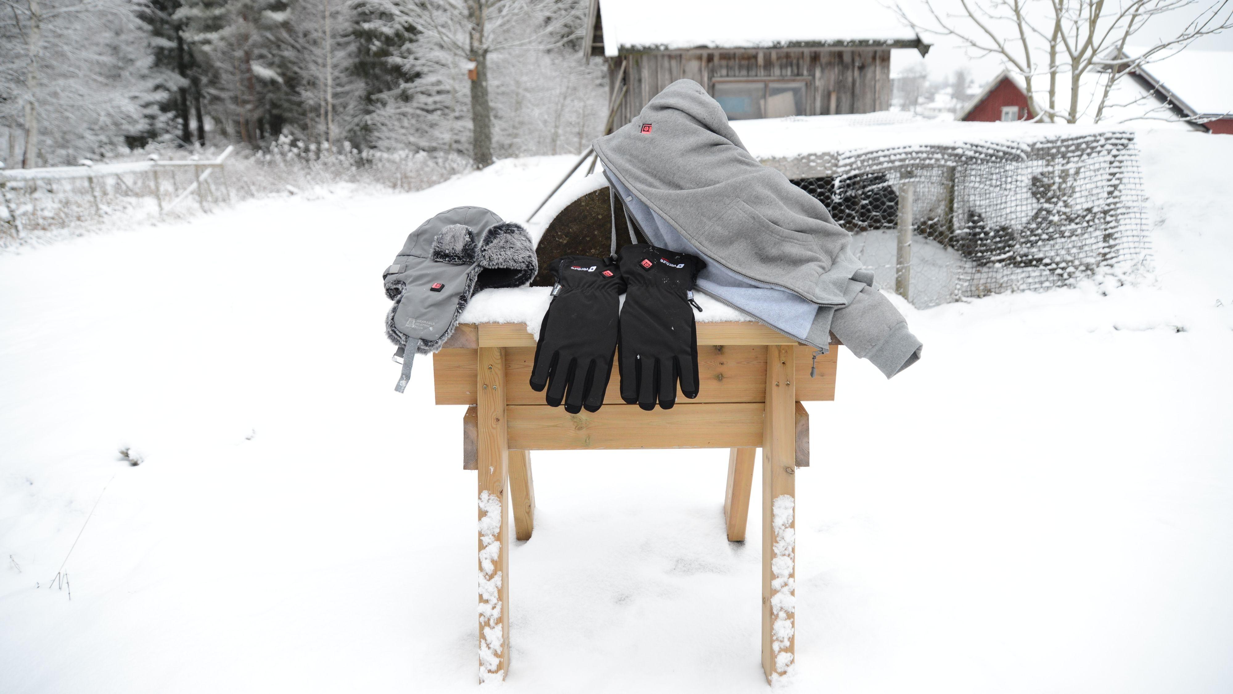 Varme klær hjelper deg komme igjennom kalde tider på en enkel måte. Bilde: Ole Henrik Johansen / Tek.no