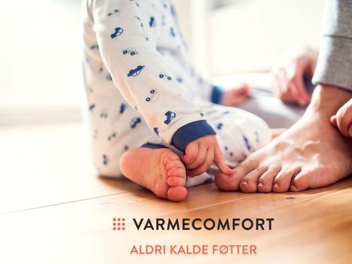 Varmecomfort søker distrikssjef Agder/Rogaland