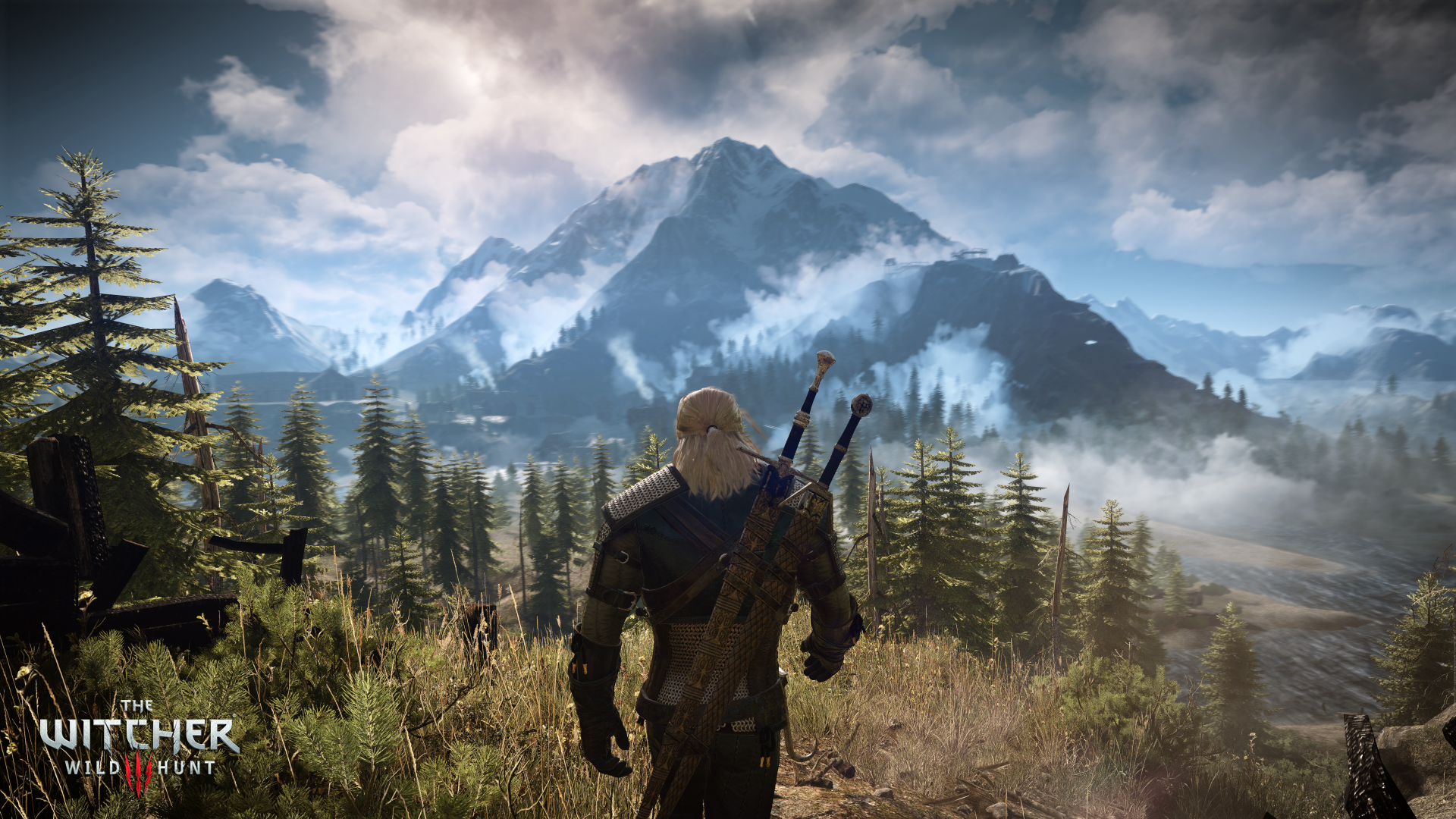 Gir bort The Witcher 3 på PC gratis