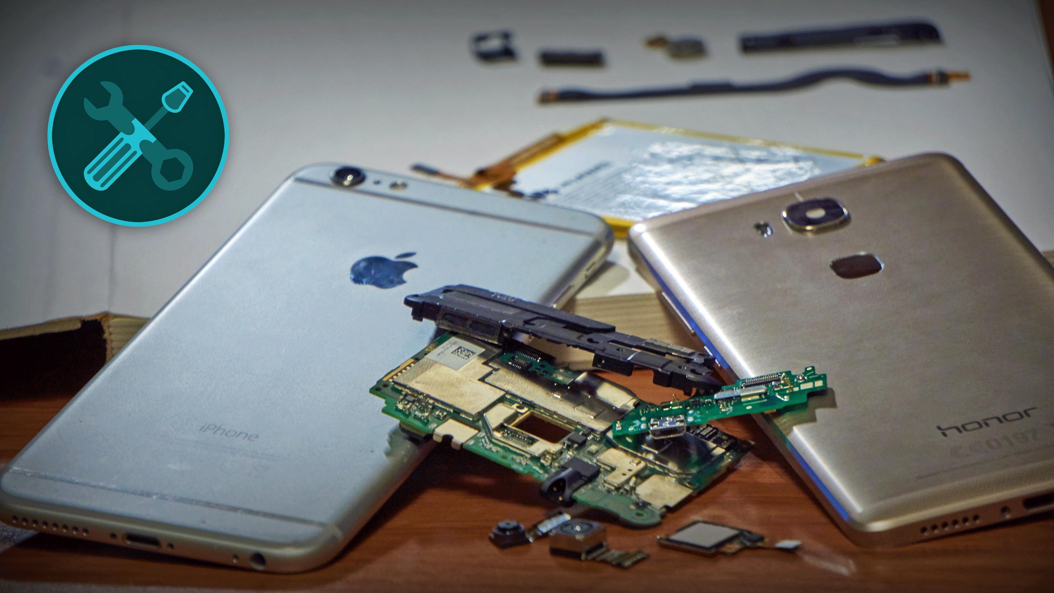 Reparasjon av Huawei Honor 5X