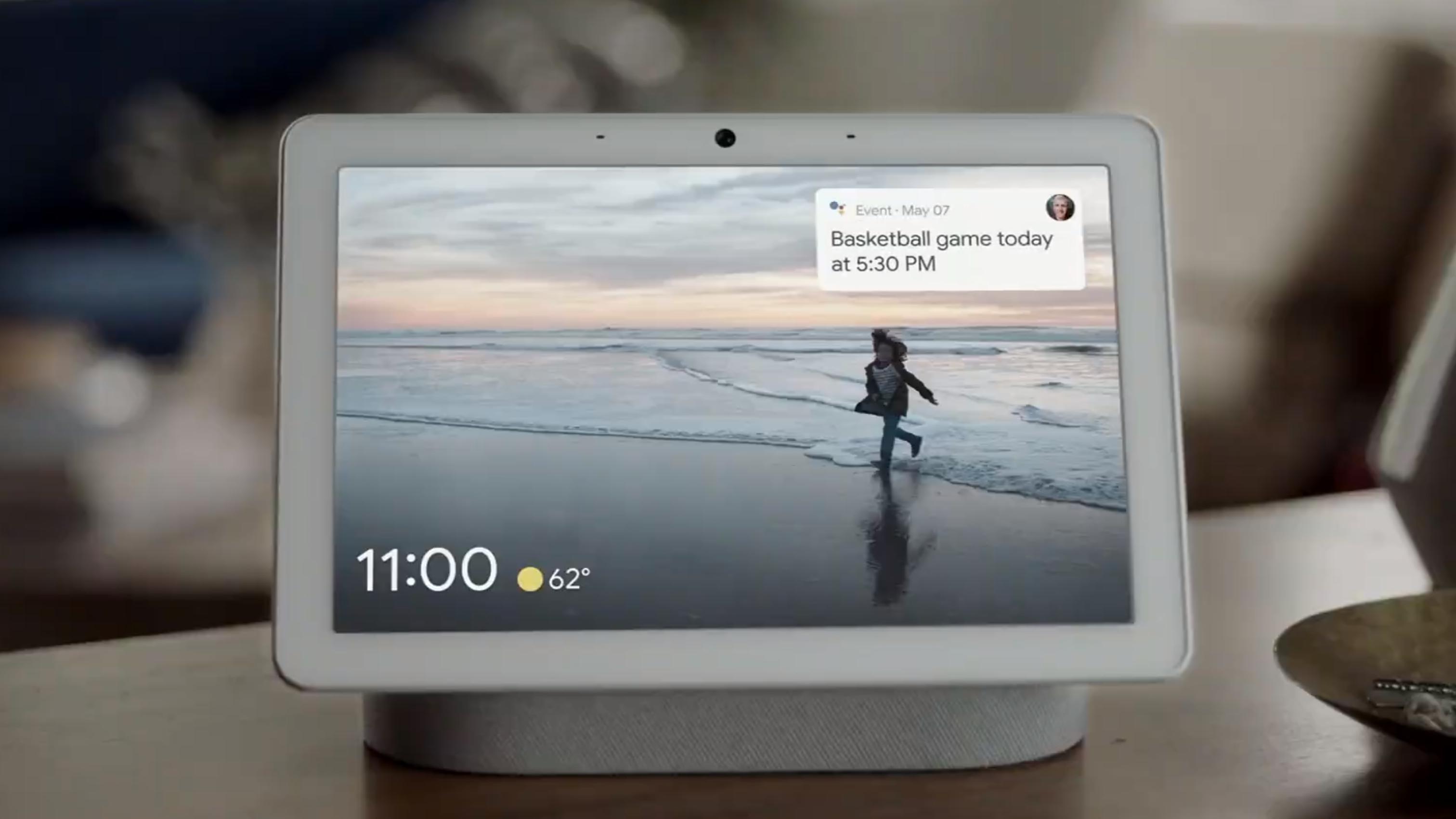 Nå kommer Googles smartskjermer til Norge