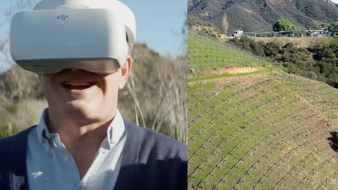 Disse pilotbrillene fra DJI setter deg rett i førersetet på dronen