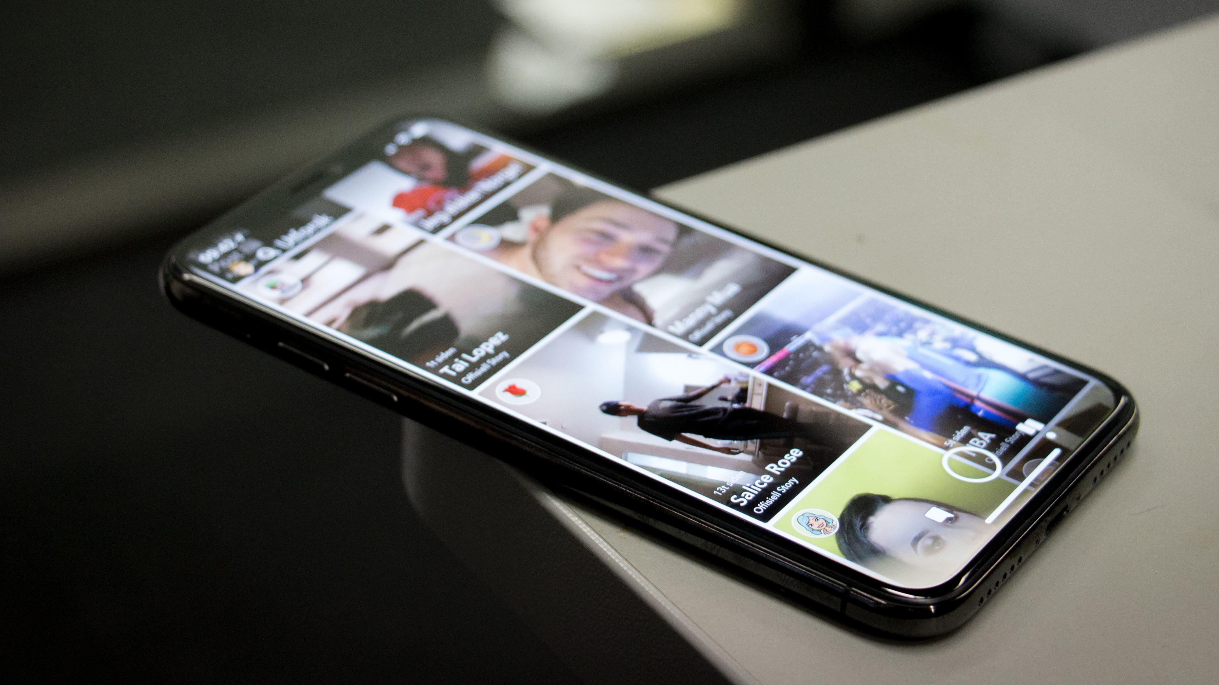 Flere utsatt for Snapchat-utpressing – NorSIS advarer