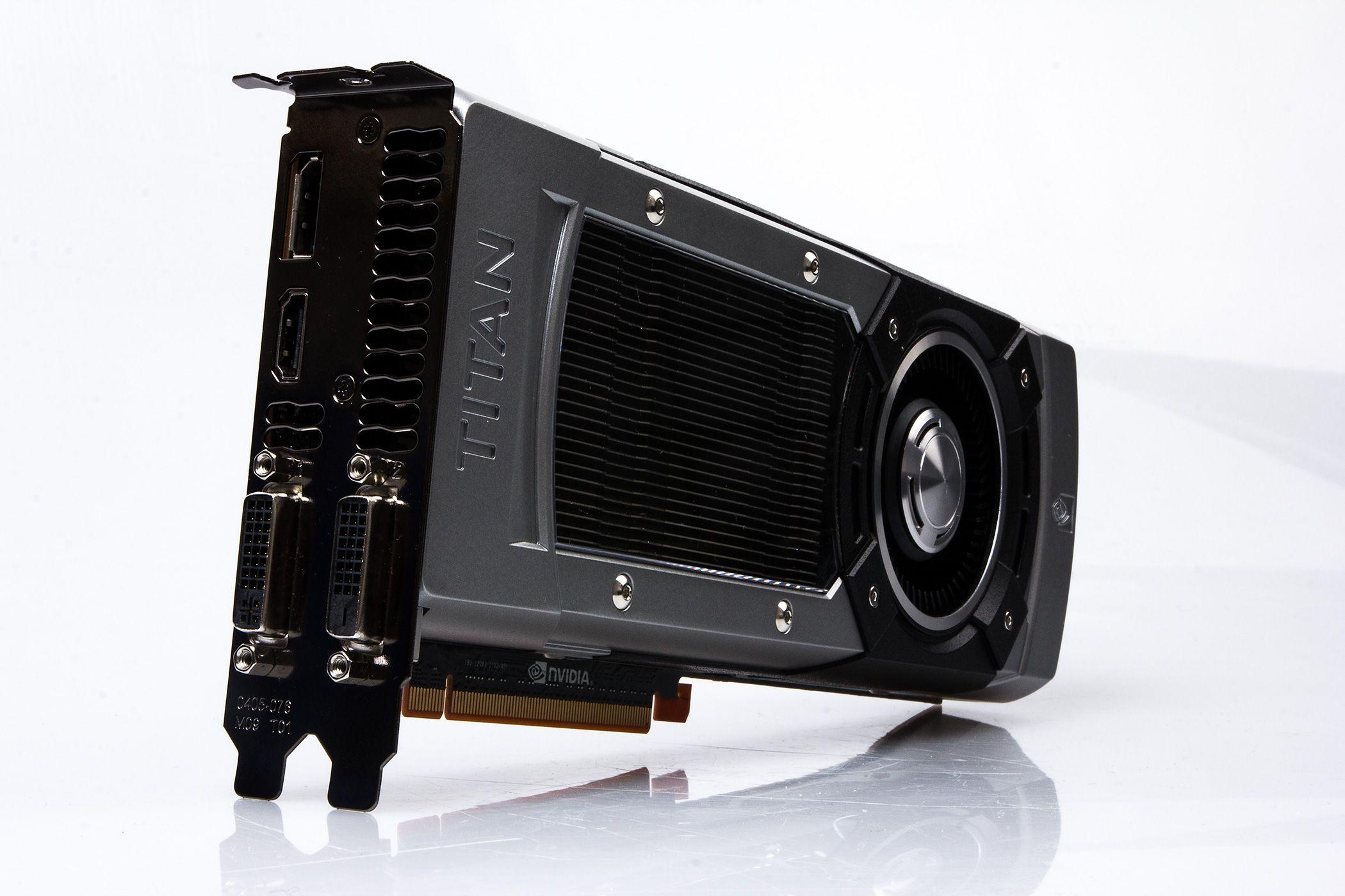 Vi har igjen latt oss imponere av GTX Titan, Nvidias nyeste flaggskip.Foto: Varg Aamo, hardware.no