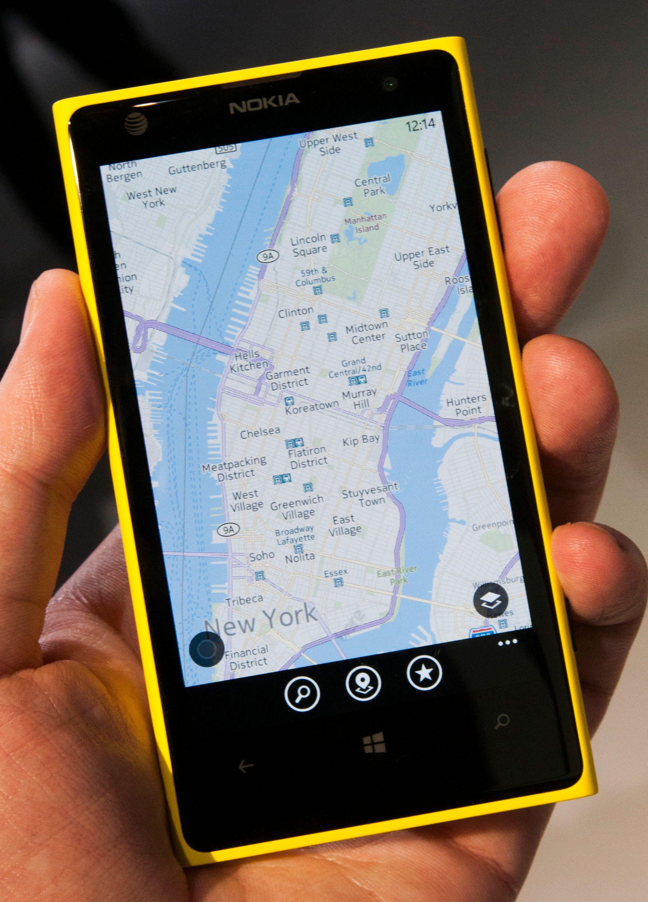 Nokia har oppdatert Here-tjenestene sine. Det beste med disse tjenestene er nok fortsatt knallgod, gratis navigering.
