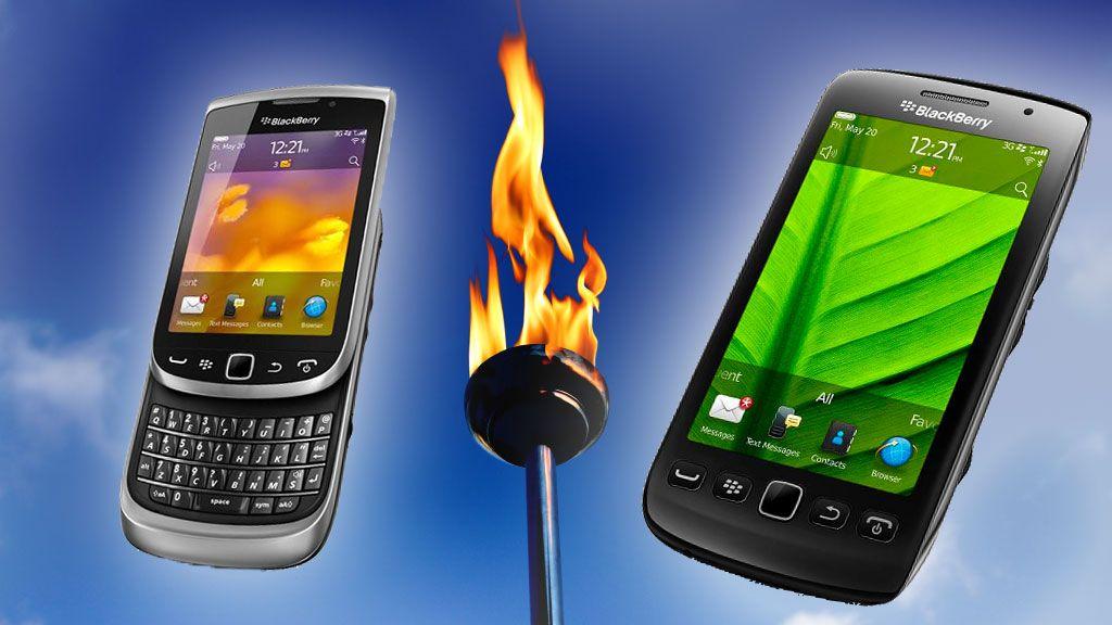 To nye BlackBerry 7-mobiler lansert