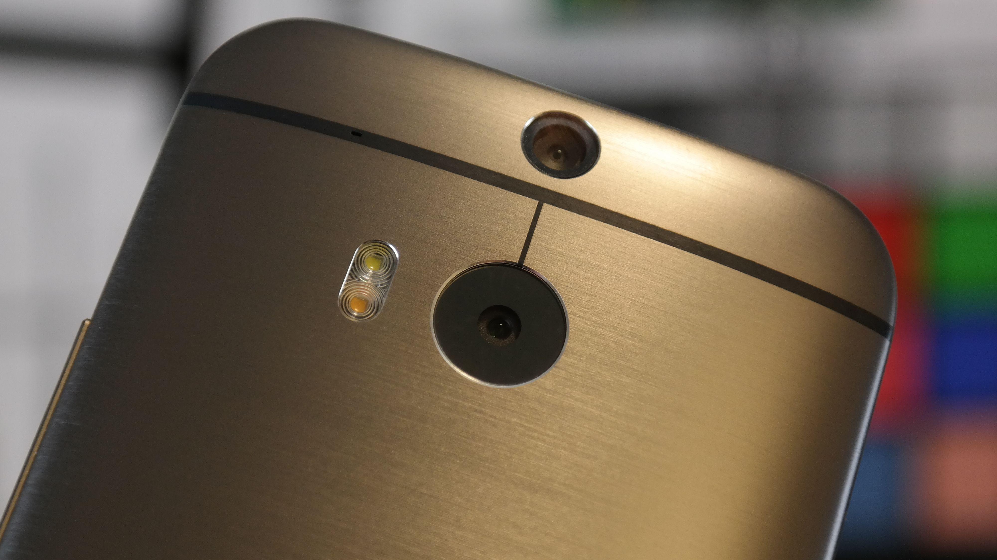 Det lille kameraet måler avstander. Det tar ikke egne bilder.Foto: Espen Irwing Swang, Amobil.no