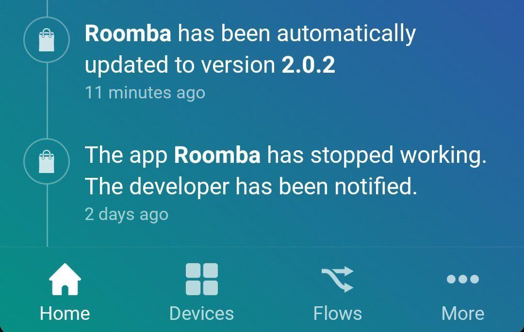 Homey er altså et relativt ferskt, hvor ting stadig er i utvikling. Endelig har vi fått knyttet opp Roombaen også.