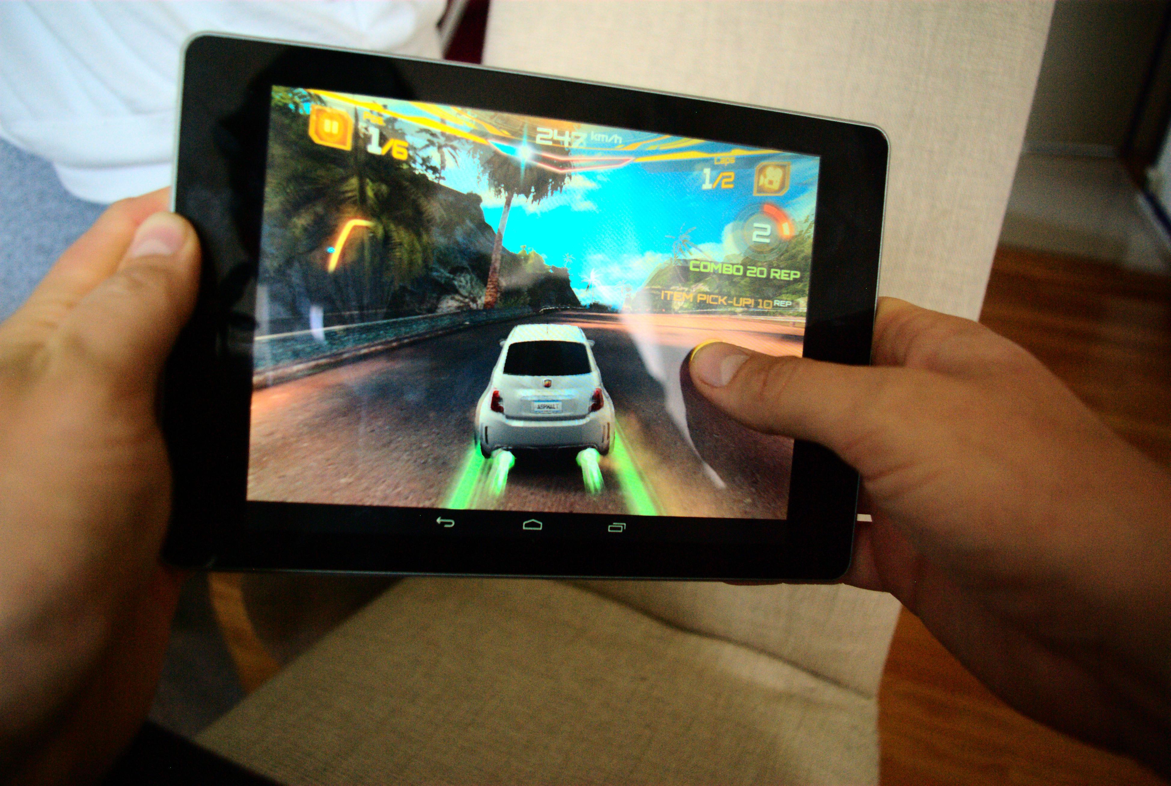 God maskinvare lar deg kjøre spill med god grafikk.Foto: Einar Eriksen