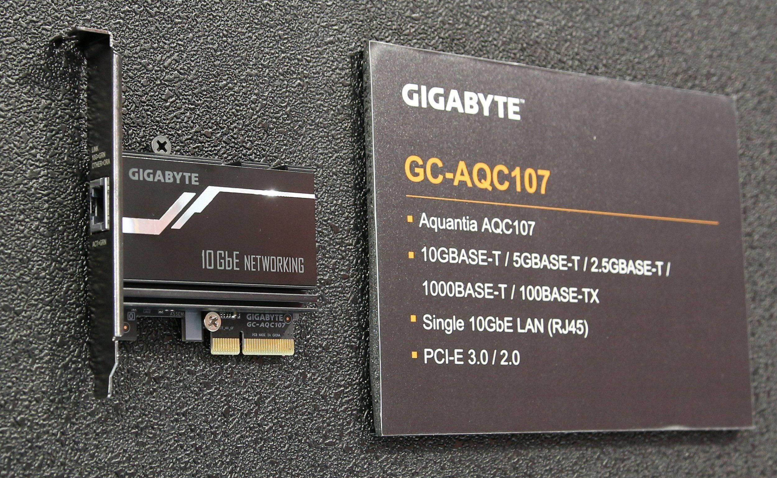 Gigabyte GC-AQC107.