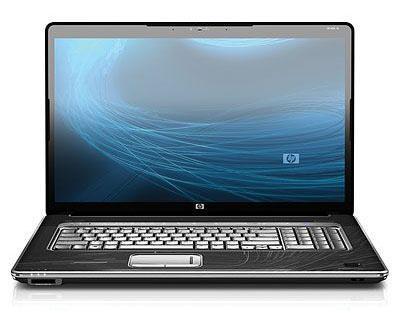 HP HDX 18 i all sin prakt.