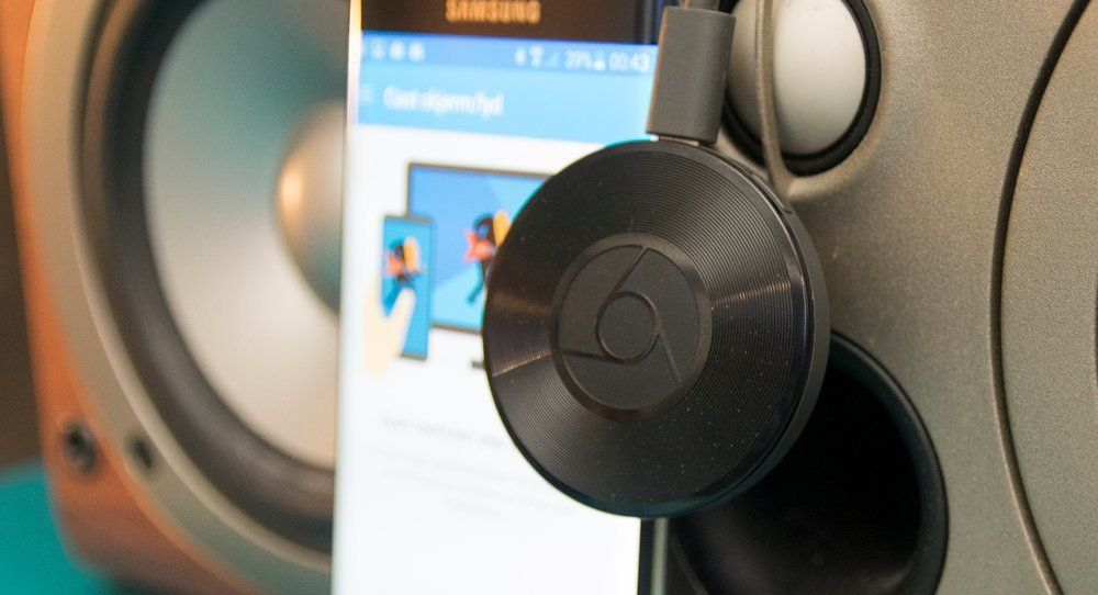 Nå slutter de å selge Chromecast Audio