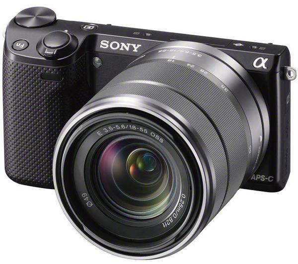 Sony NEX-5R.Foto: Sony