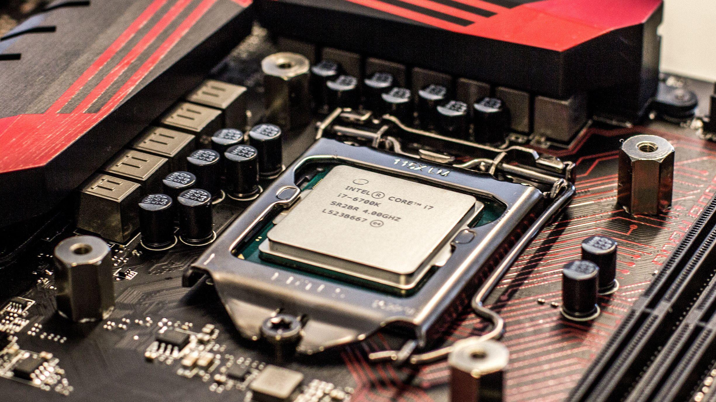 Intel Core i7-6700K er en av toppmodellene fra Skylake-generasjonen. Bilde: Anders Brattensborg Smedsrud, Tek.no