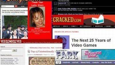Topp ti: De morsomste nettsidene