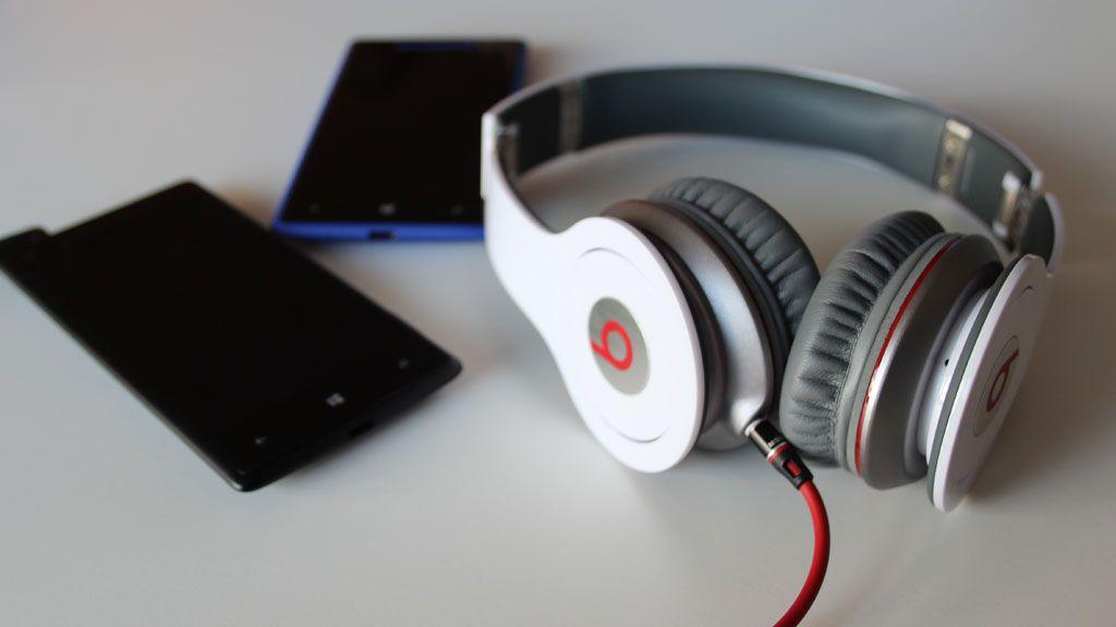 HTC satser på å være best på lyd.Foto: Espen Irwing Swang, Amobil.no