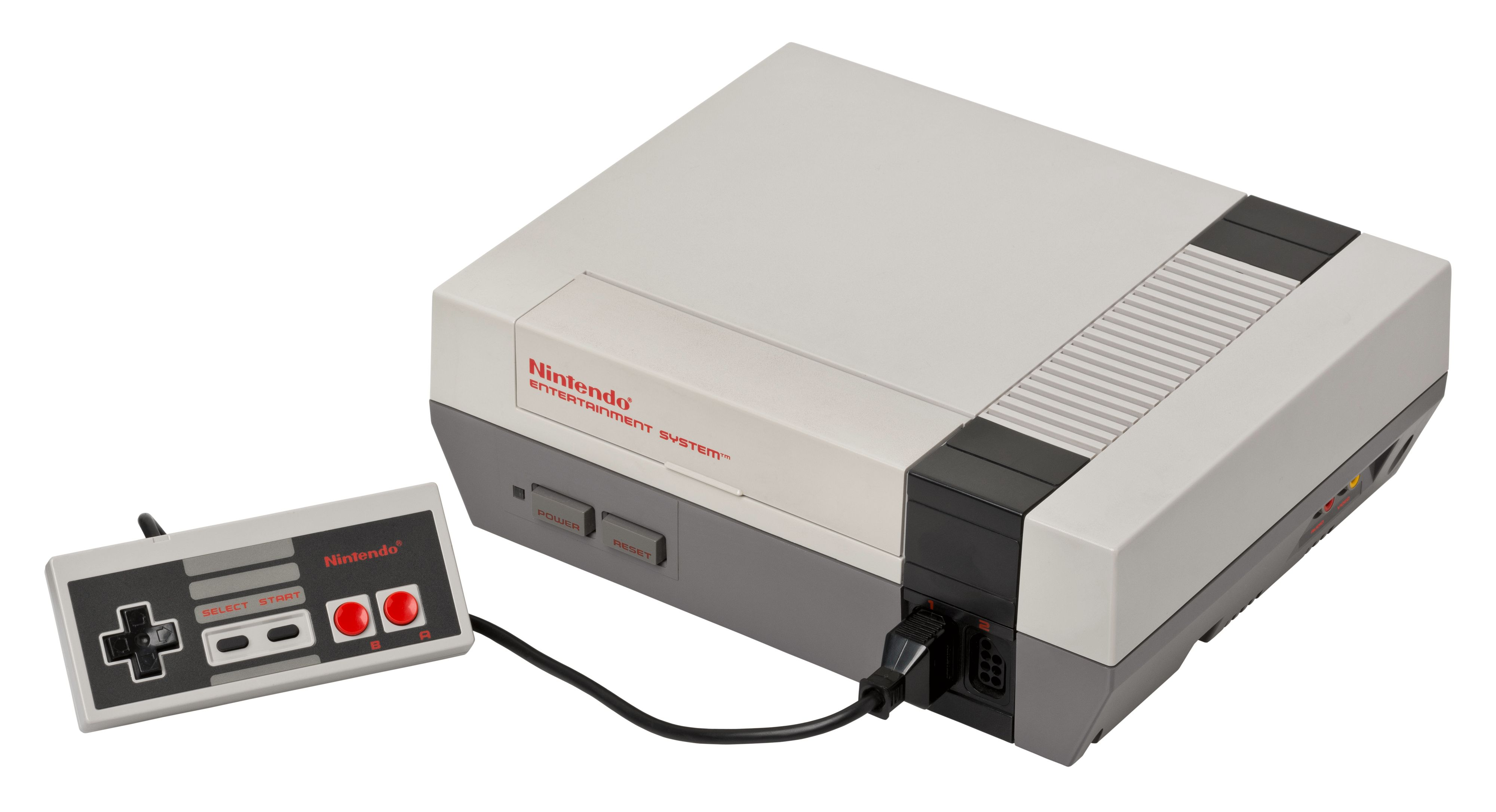 Nintendo Entertainment System. Foto: Vanamo Online Game Museum