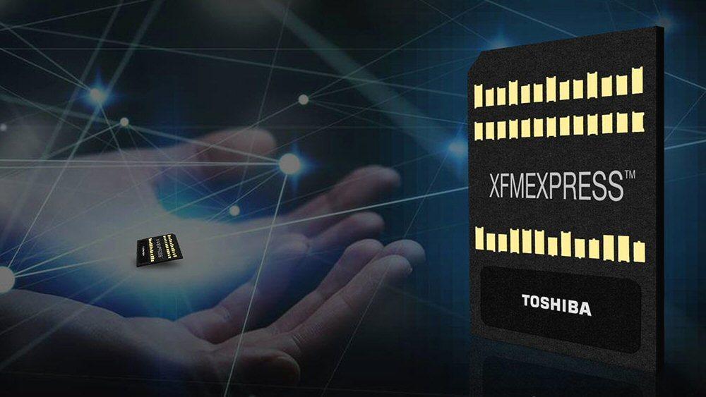 Toshiba fronter nytt SSD-format