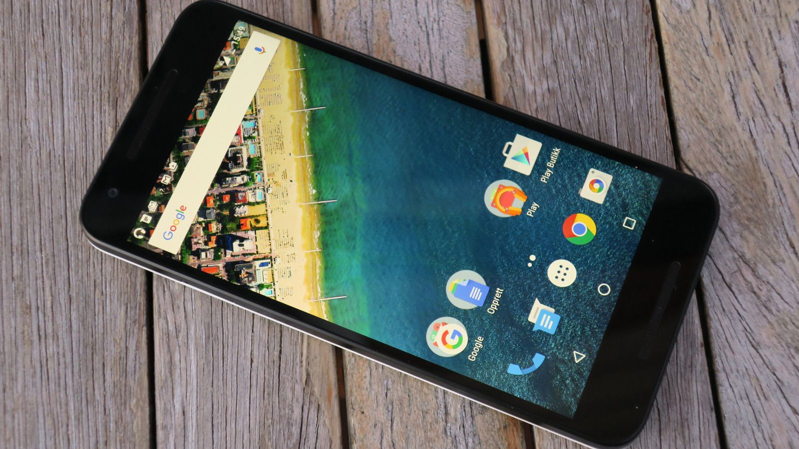 Google skal lage sin egen telefon, og den heter ikke Nexus