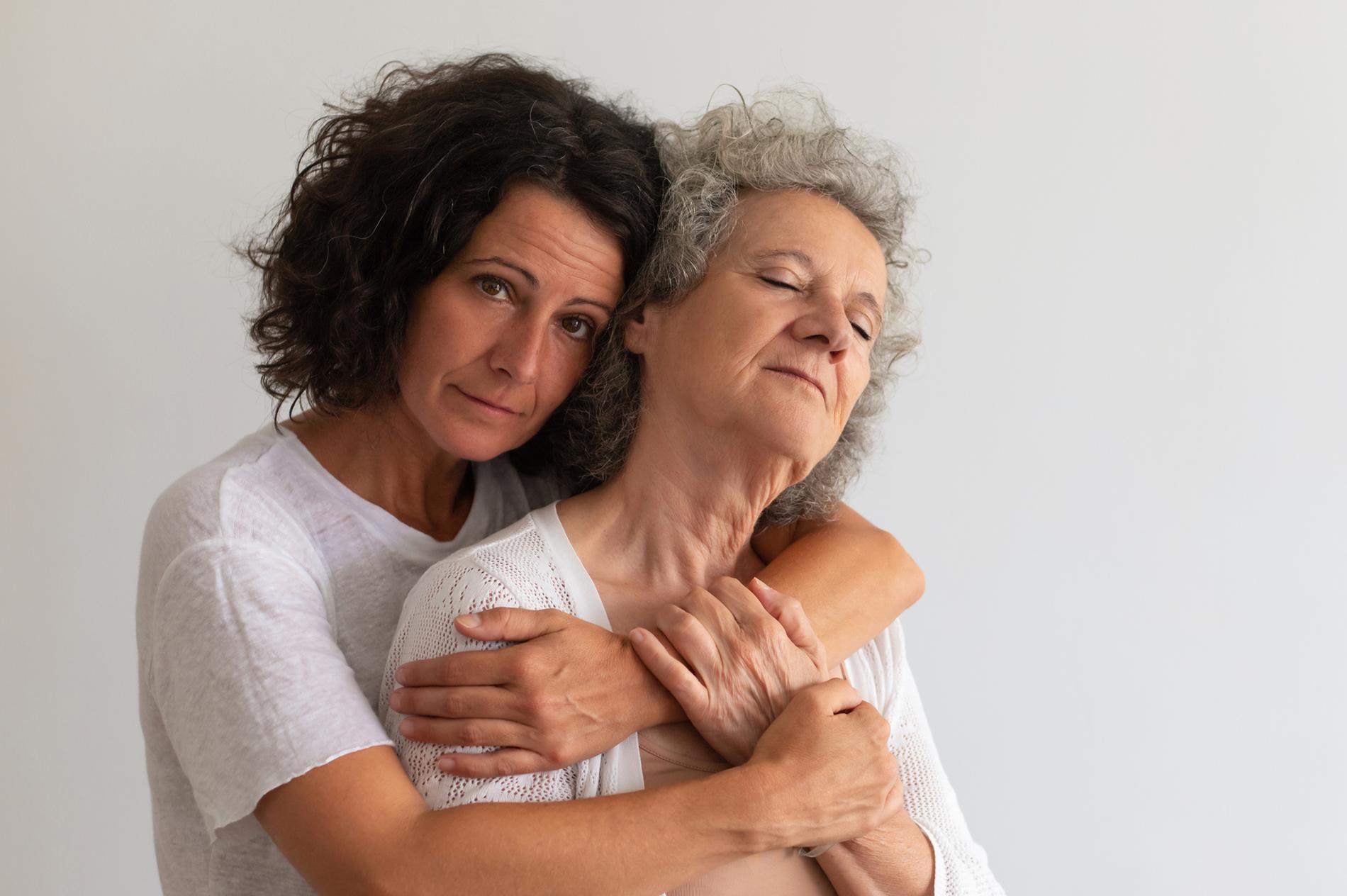 Sådan mor, sådan dotter. Många sjukdomar är ärftliga. Ta reda på vilka som finns i släkten och sök hjälp i tid