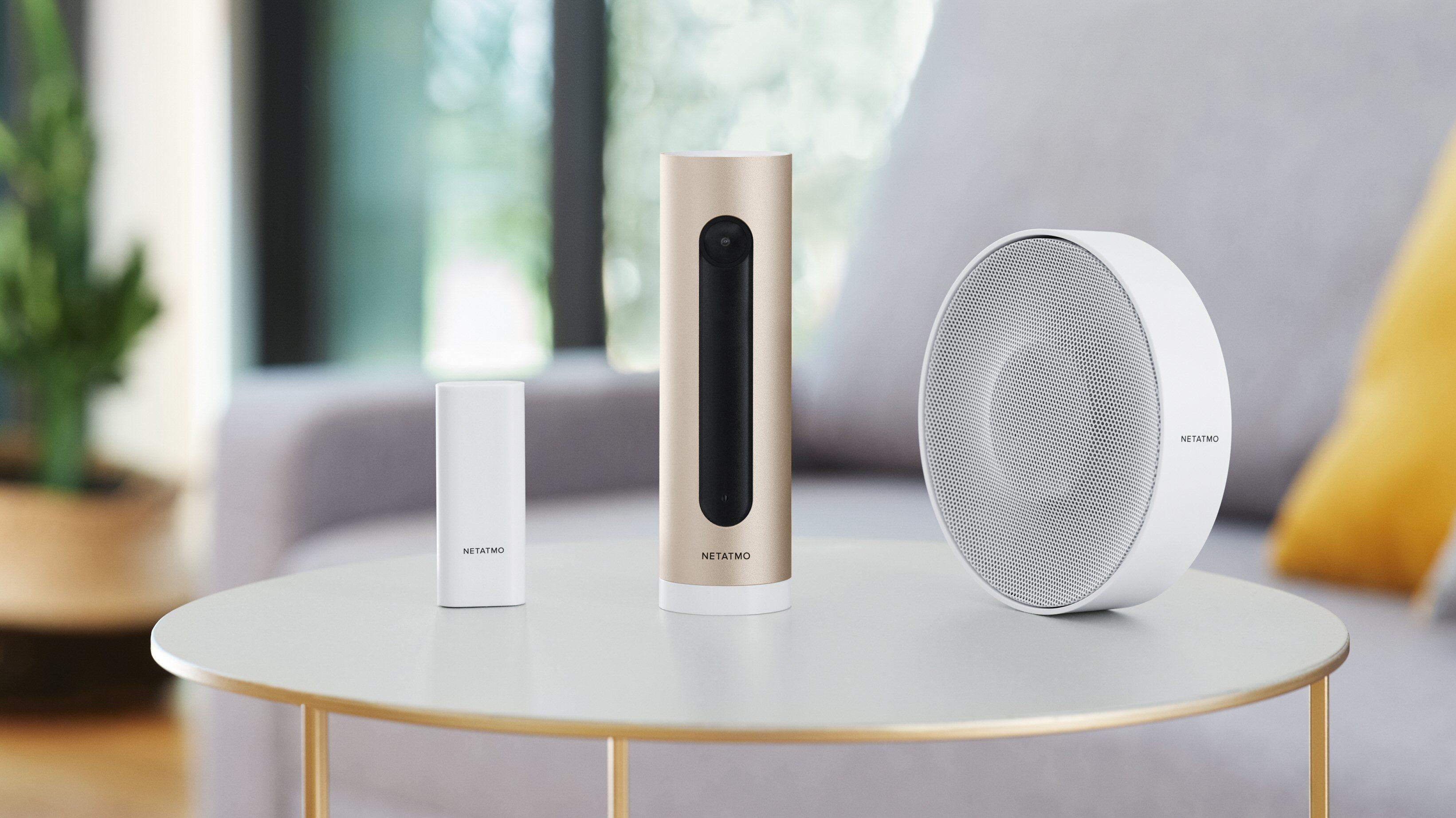 Netatmo lanserer alarmsystem til hjemmet – uten abonnementsutgift