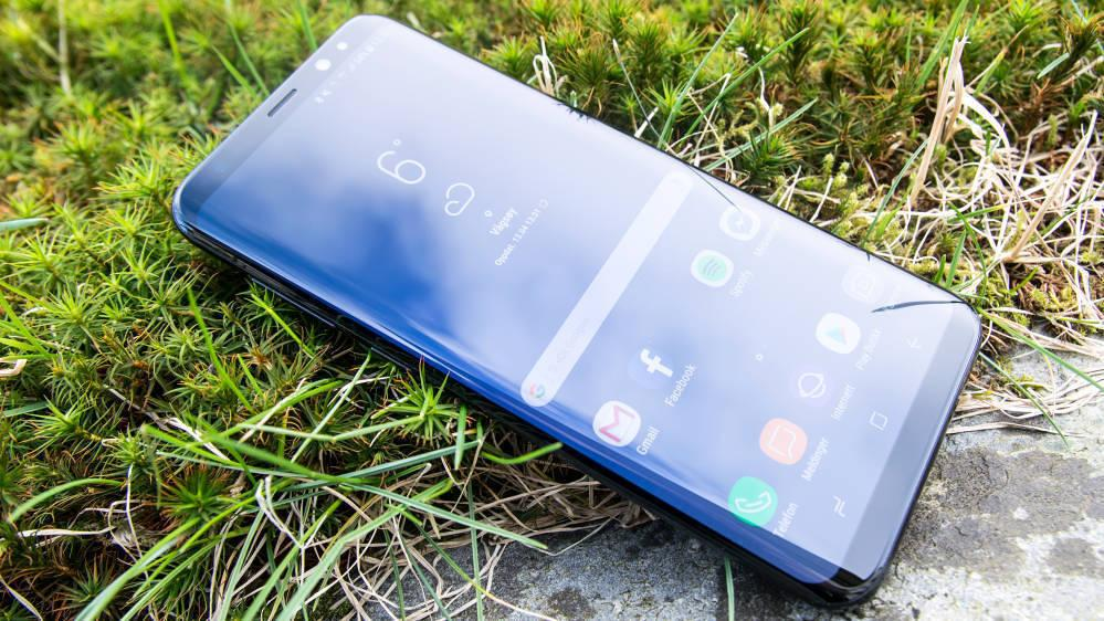 Galaxy Note 9 kan komme med innebygget alkometer