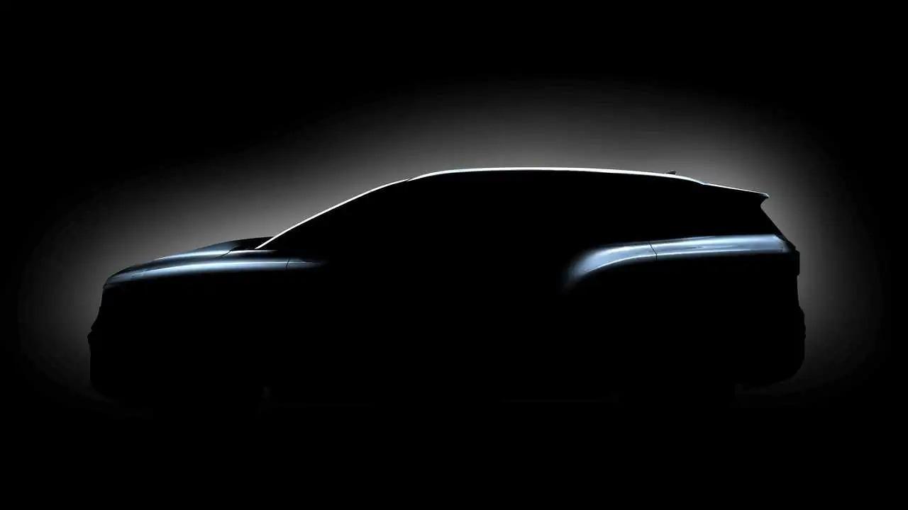 Volkswagen slipper bilder av ID.6 - skal lanseres denne uken