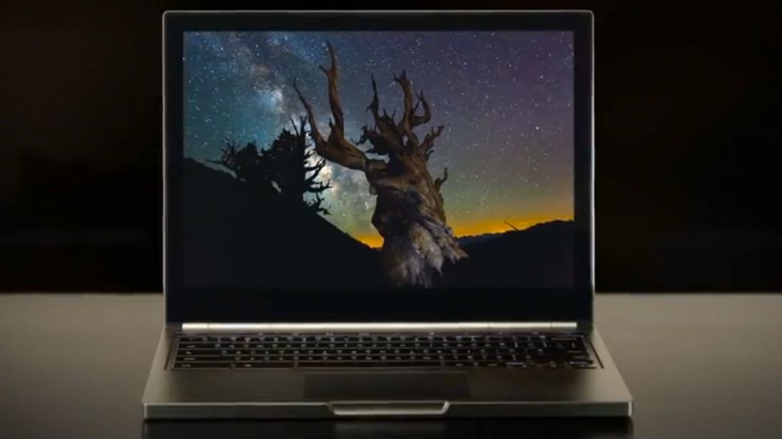 Alle mener at Chromebook Pixel er for dyr.Foto: Google