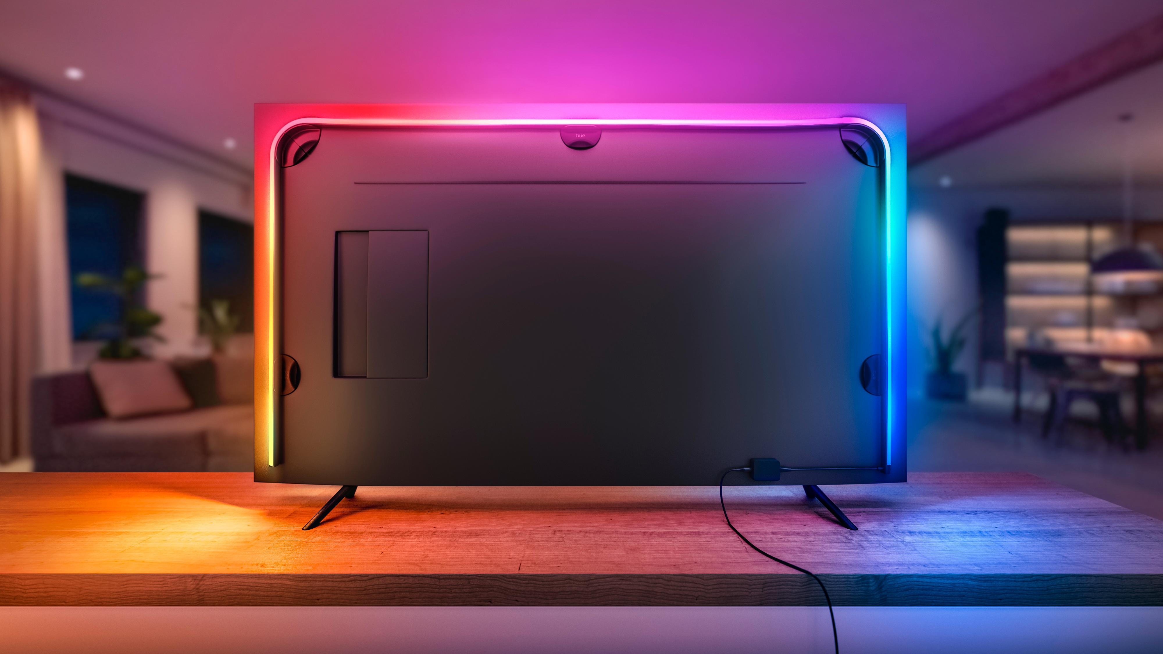 Endelig kan hvilken som helst TV få «Ambilight»