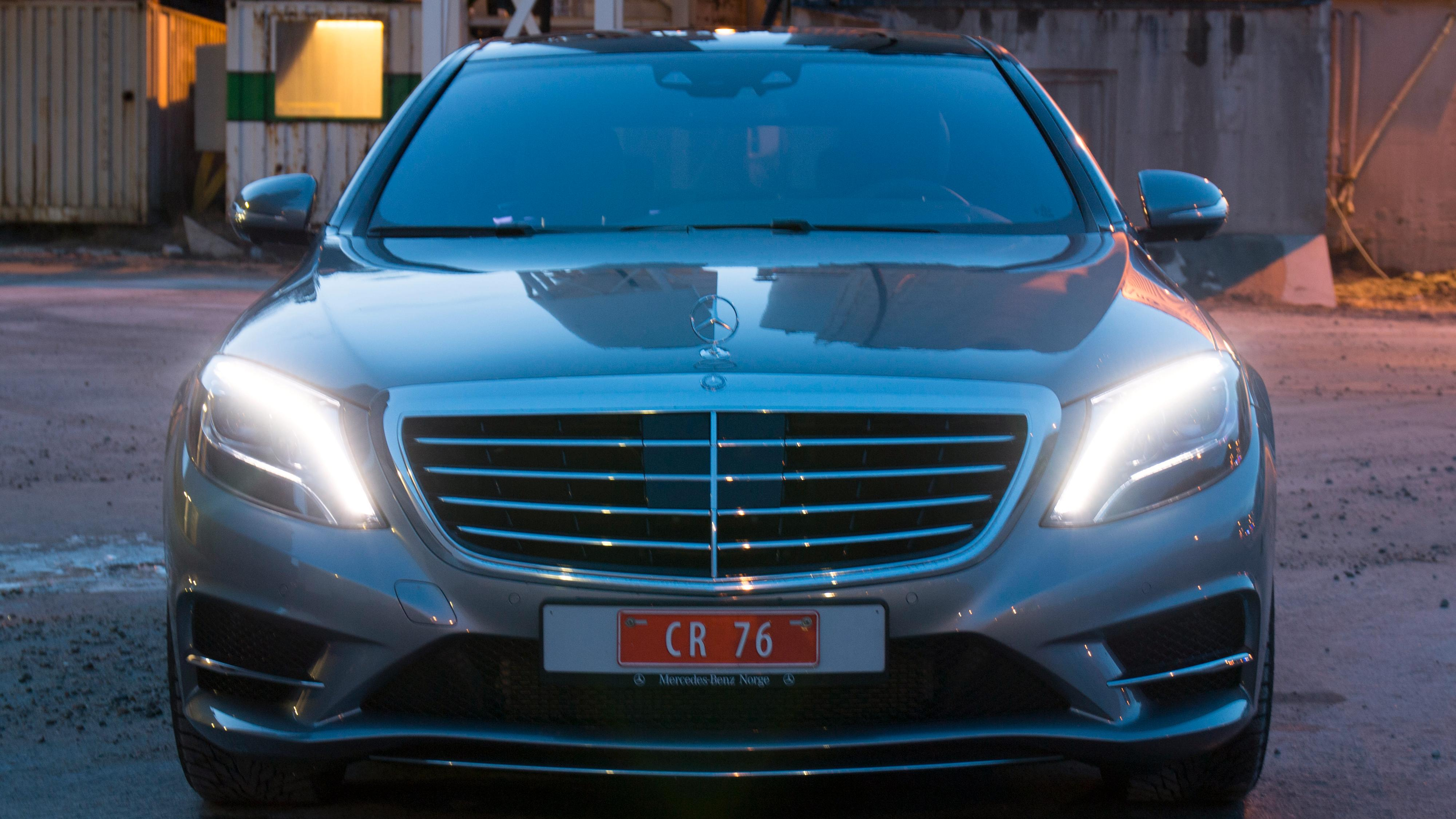 Mercedes Benz S500 Plug-in Hybrid