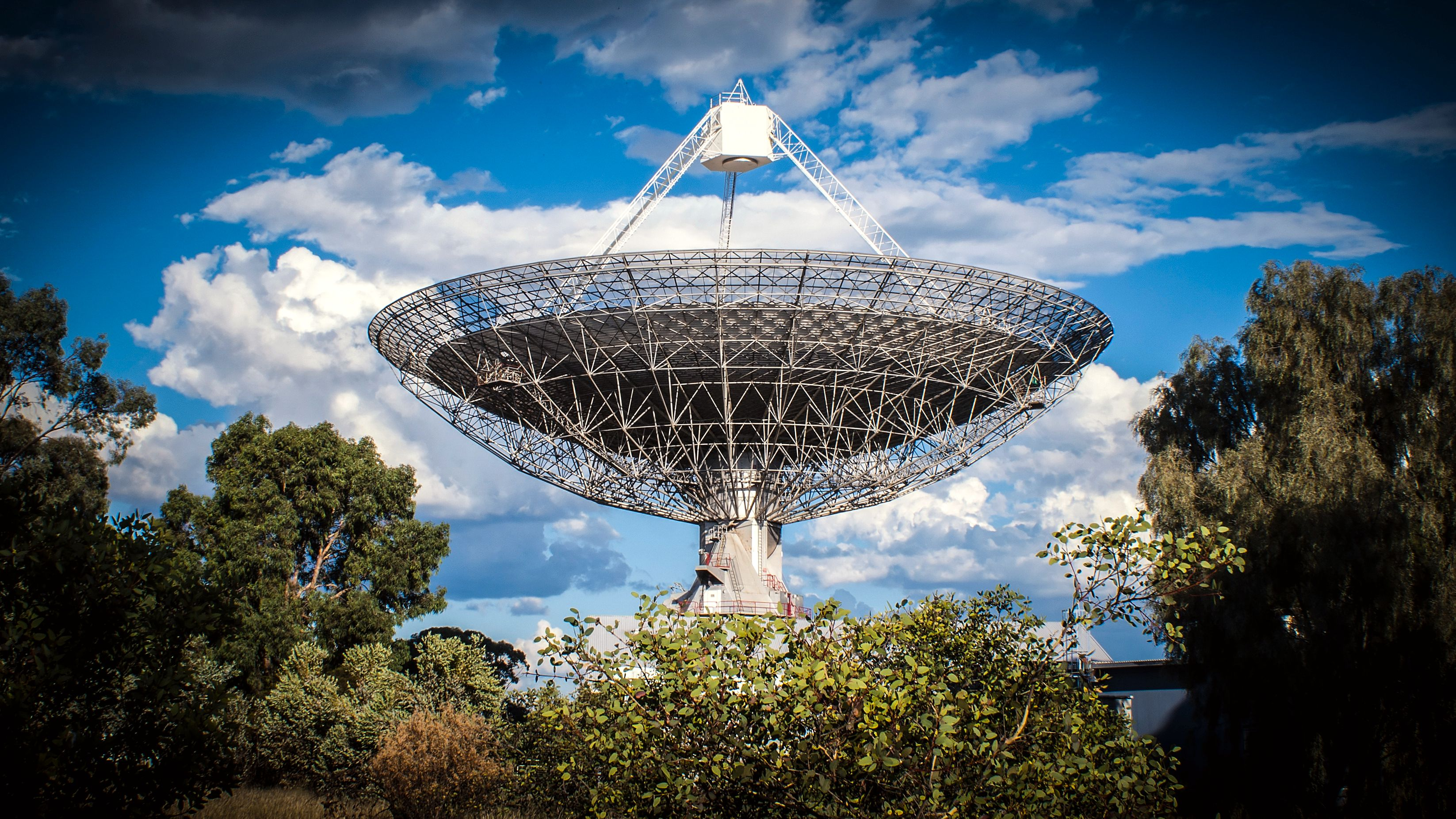 Mystisk radiosignal var mikrobølgeovn