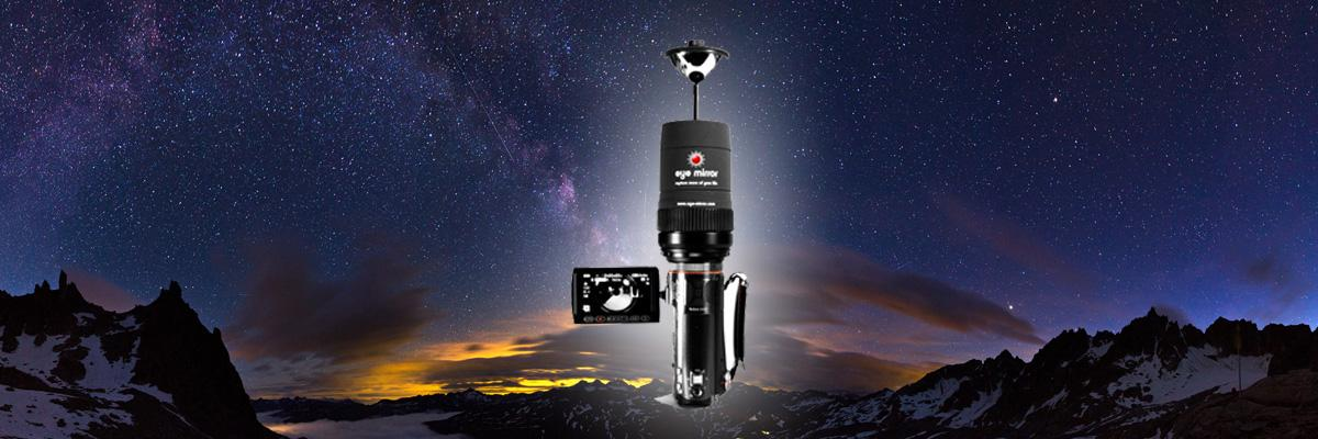 Vil du ta bilder i 360 grader?