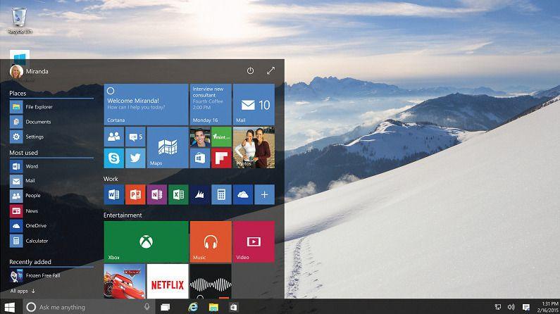 Windows 10 blir helt gratis – dette er hva du får