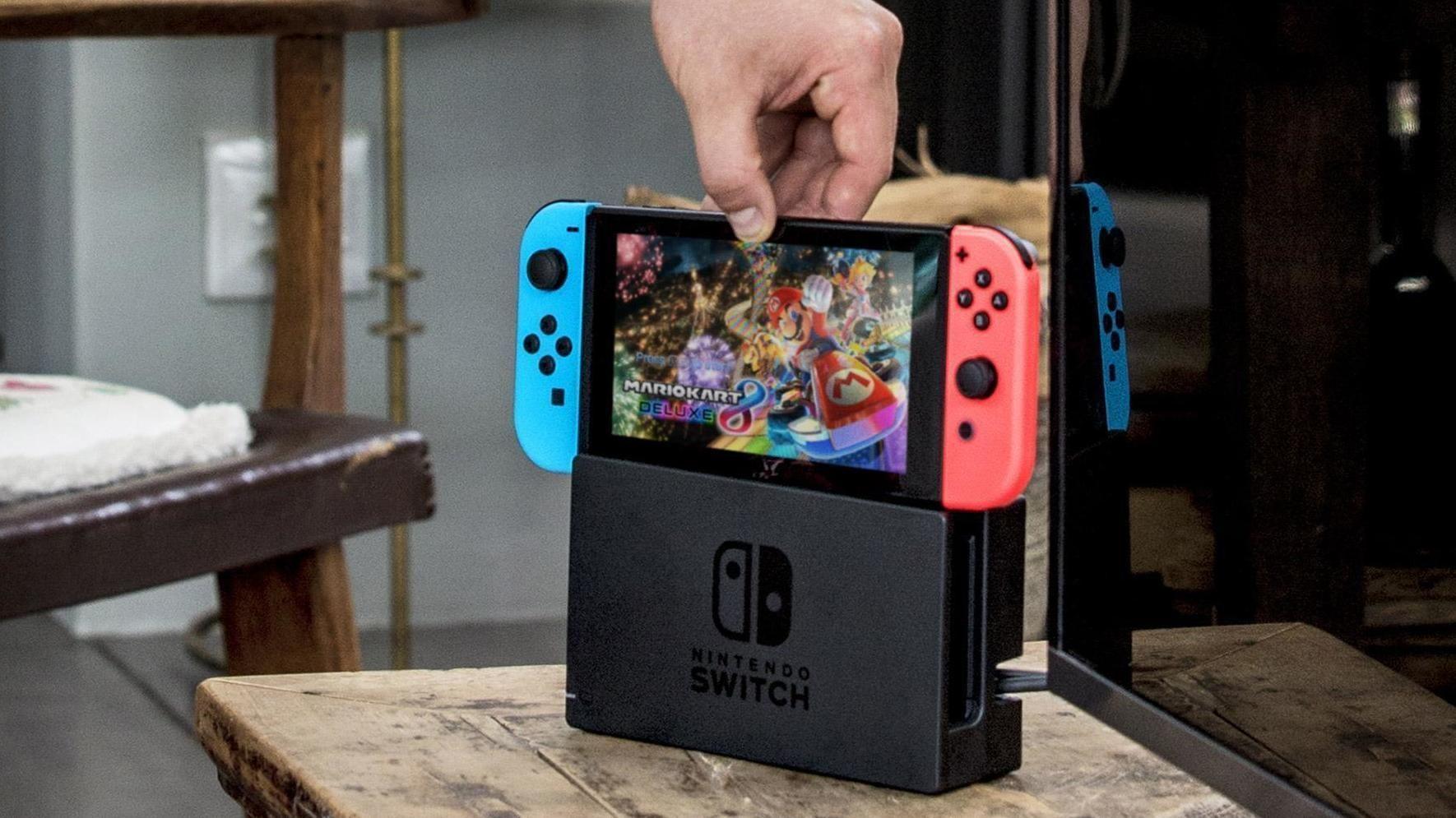 Nintendo Switch har vært en enorm suksess for selskapet.