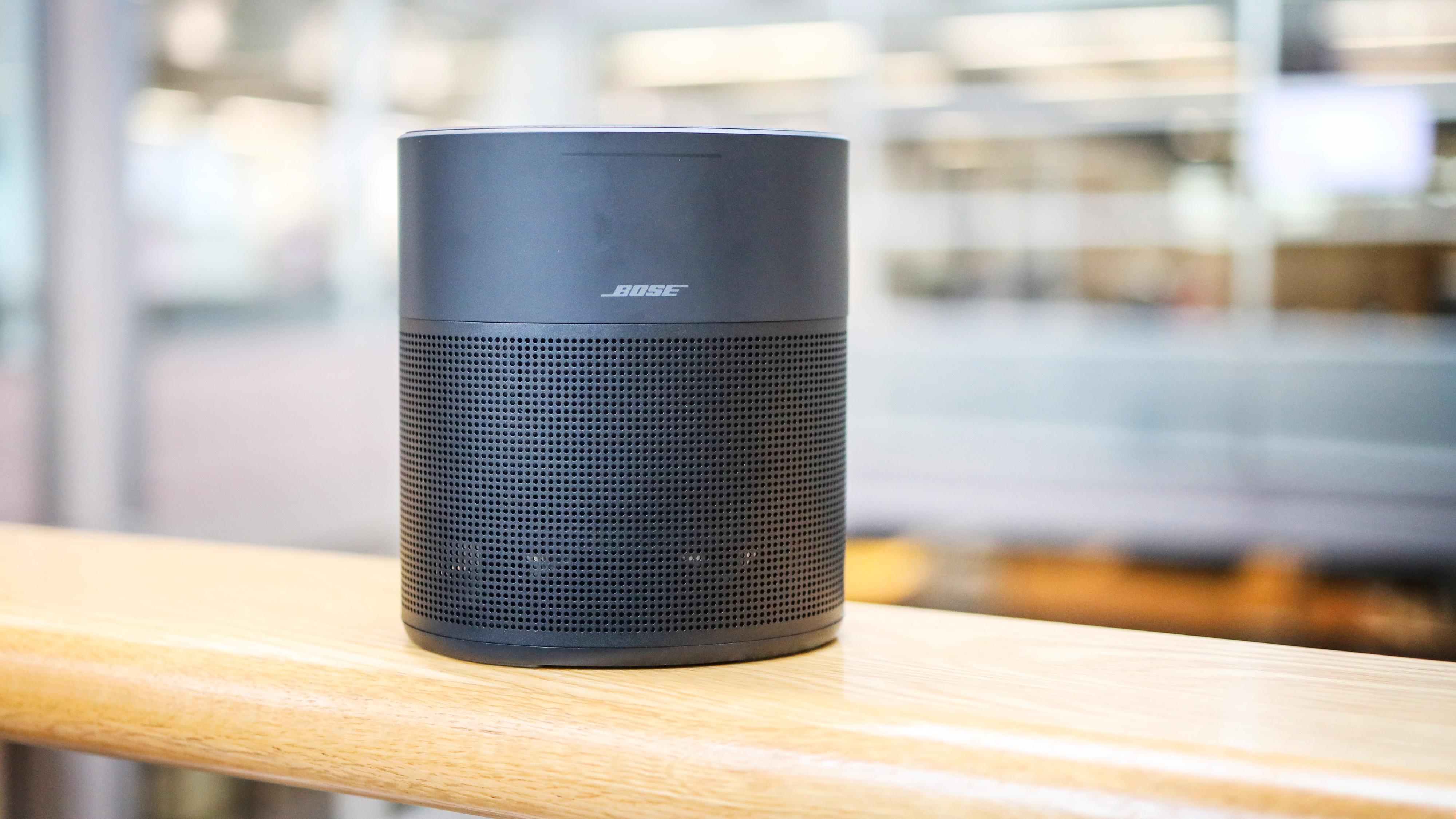 Bose Home Speaker 300 er en kurant smarthøyttaler, men konkurransen er tøff.