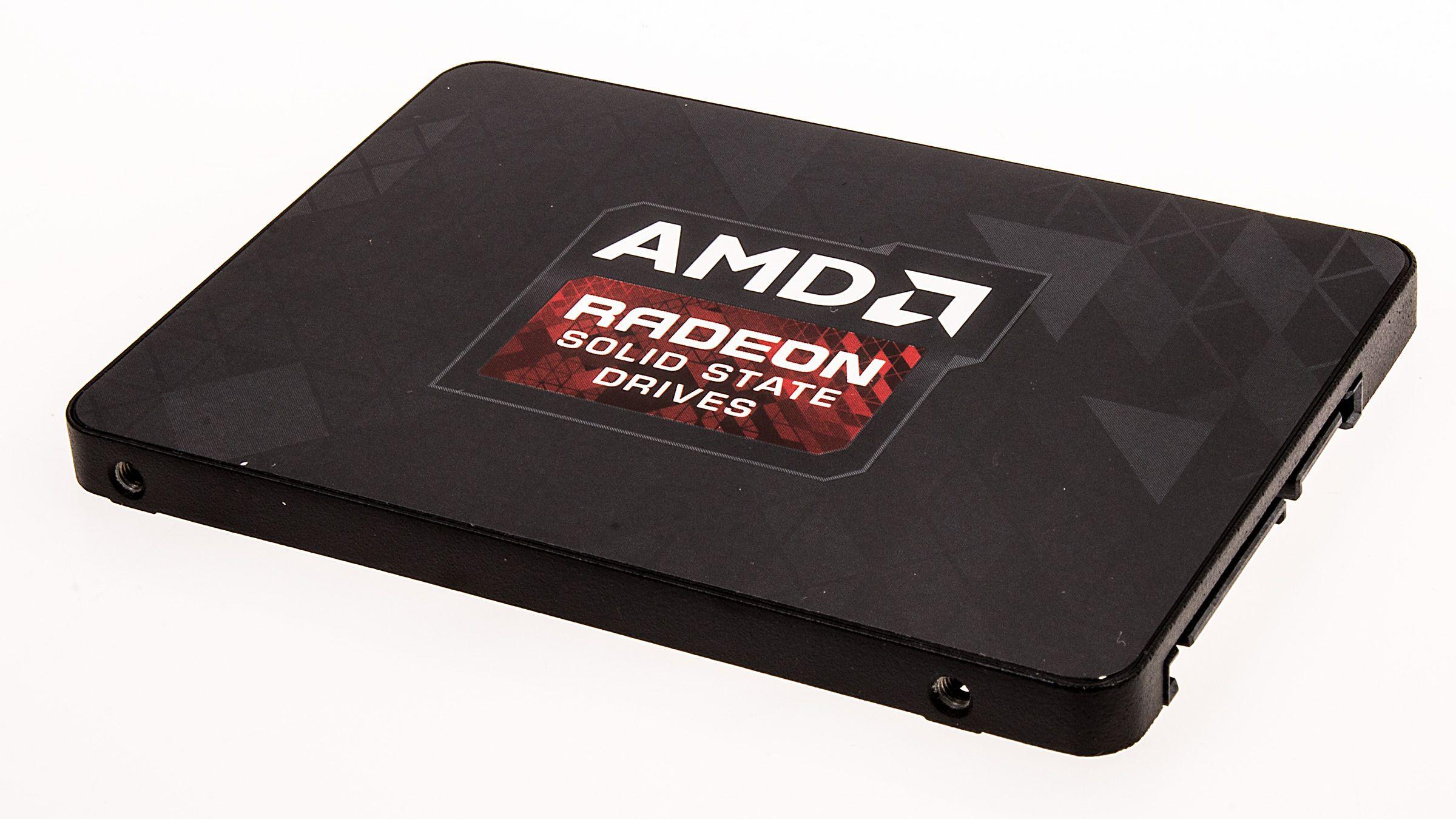 Radeon R7 SSD 240 GB.Foto: Varg Aamo, Hardware.no