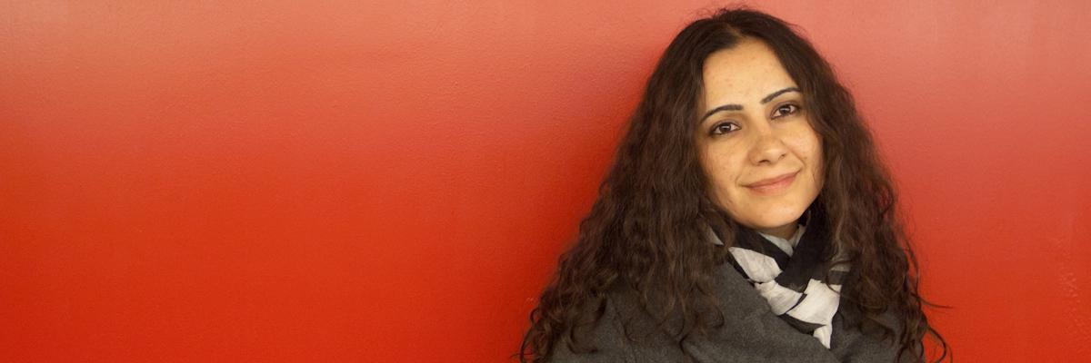 Den afghanske jenta - Farzana Wahidy