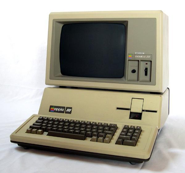 Apple III var helt lydløs. Foto: Alexander Schaelss, GNU-FDL