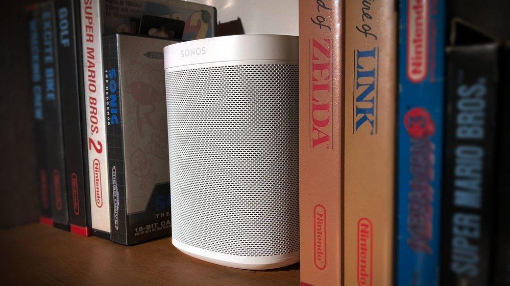 Sonos er blant de mange som støtter Spotify Connect med sine høyttalere.