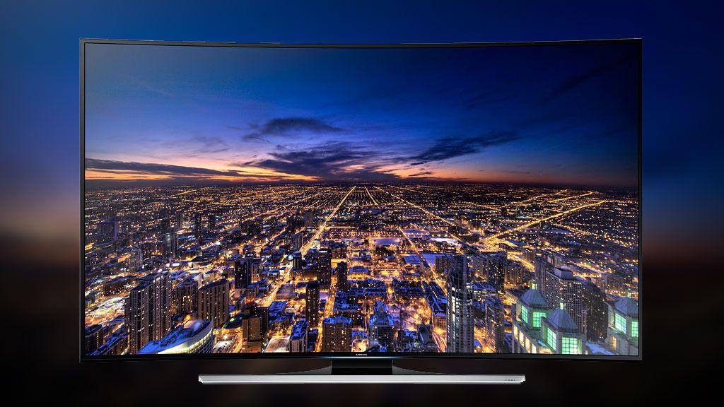 Samsung og LG dominerer TV-markedet